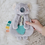 Thumbnail: Itzy Ritzy Lovey Plush and Teether Toy (Koala)