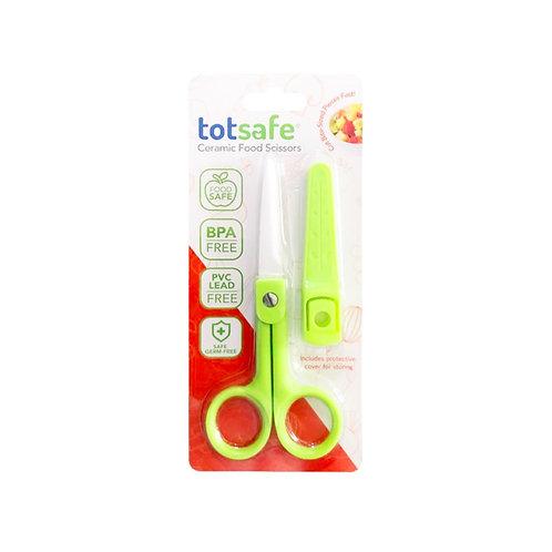 Totsafe Ceramic Food Scissors
