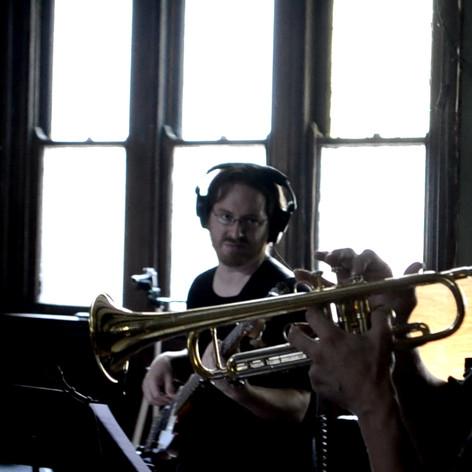 Aaron Jacobs and John Zappa