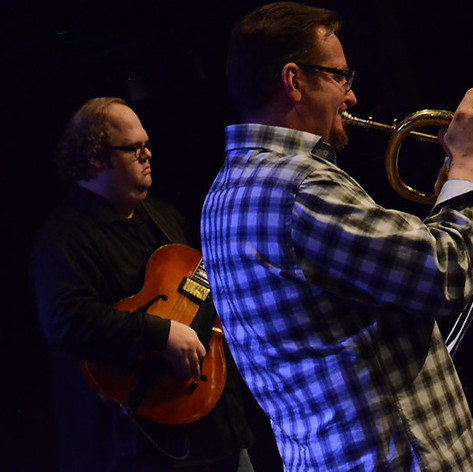Brad Myers and John Zappa