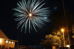 Old Settlers Fireworks