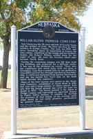 Millar Sloss Pioneer Cemetery