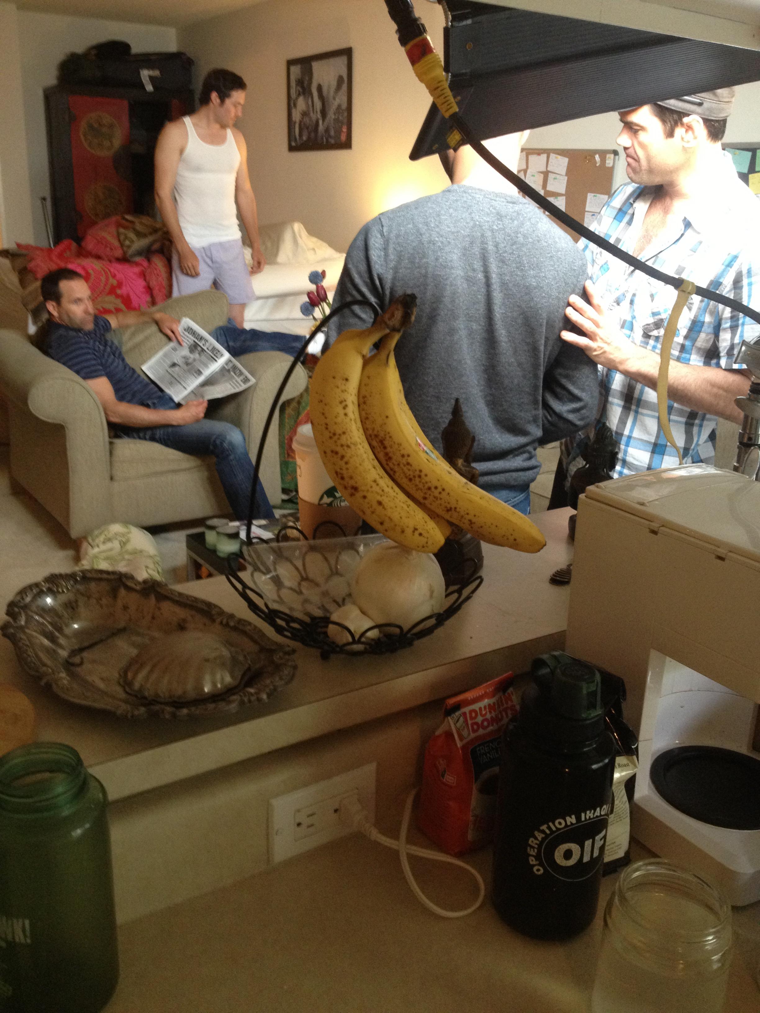 Bananas and Bruno