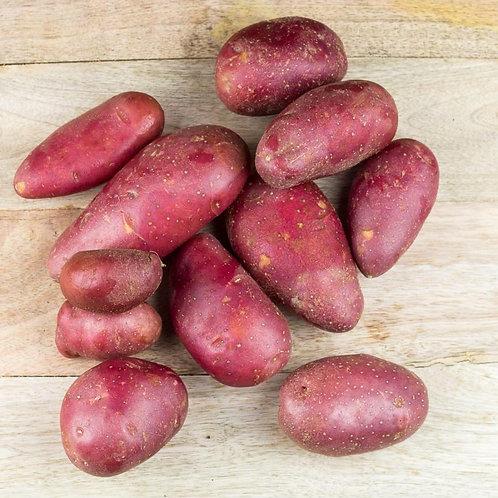 Pommes de terre roses tendres bio (le kg)