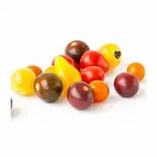Tomates cerises couleurs bio (les 250g)
