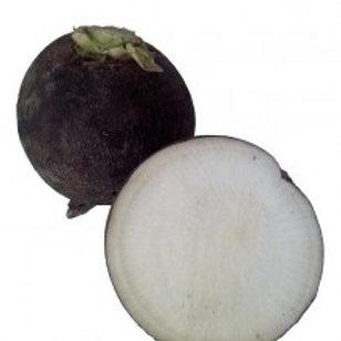 Radis noir long bio (les 500g)
