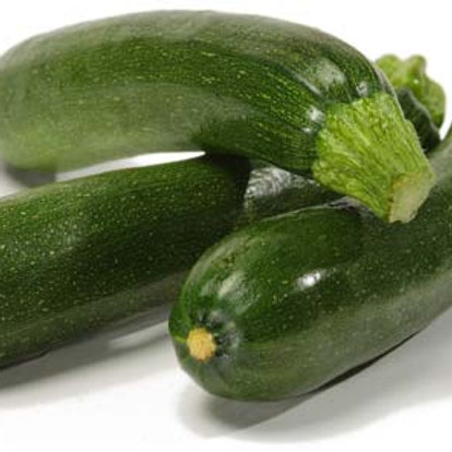 Courgettes vertes bio (les 500g)