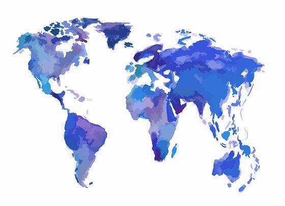 wrold map