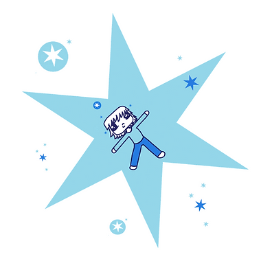 Girl and Star 2 .png