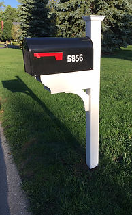 Mailbox Installation in Amherst, NY