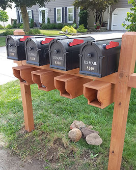 Mailbox Installation in Williamsville, NY