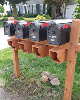 Mailbox Installation in Williamsville, NY
