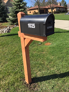Mailbox Installation in Clarence, New York