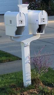 Mailbox Installation in Buffalo, New York
