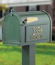 Whitehall Mailbox