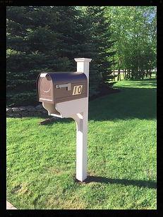 Mailbox Installation in Buffalo