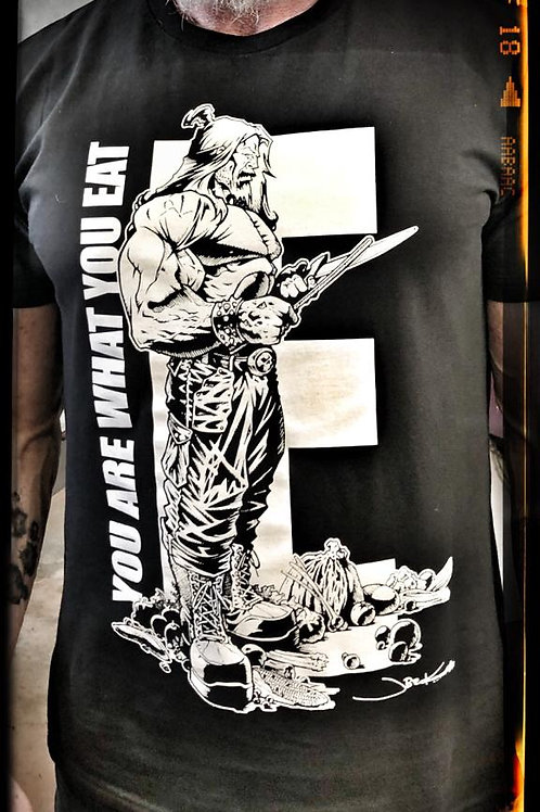 NOUVEAUTÉ - T-Shirt  Modèle CHIEF by Jerry Beck