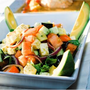 Avocado Cilantro Salad