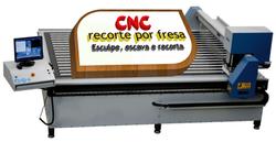 CNC - recorte por fresa