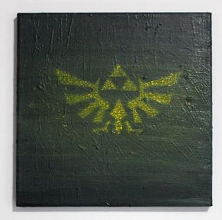 Triforce (Green)
