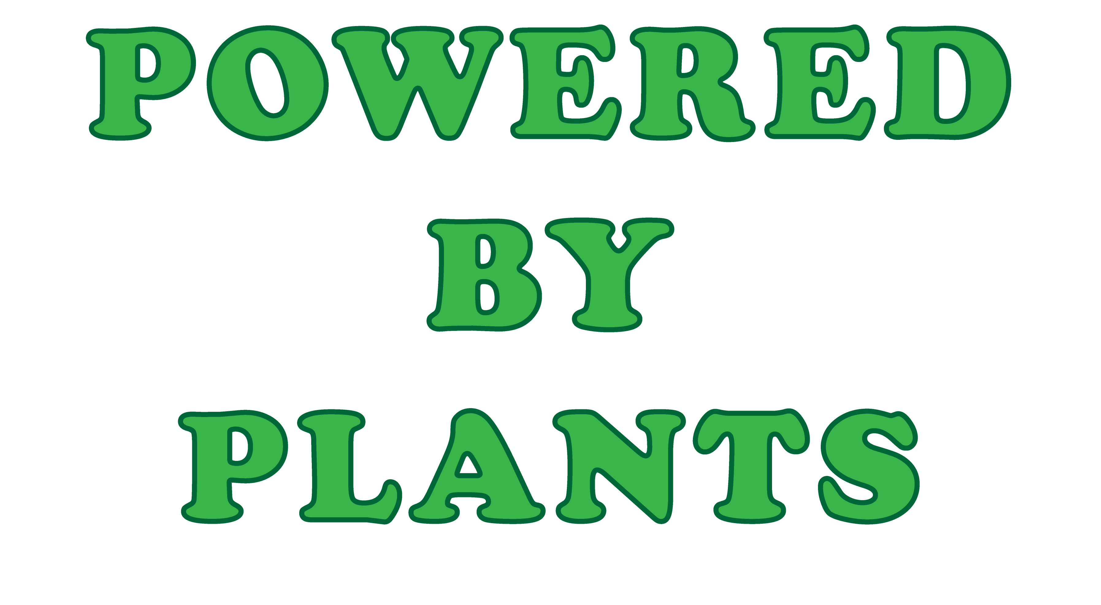 Poweredbyplants