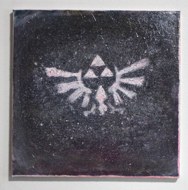 Triforce (pink)