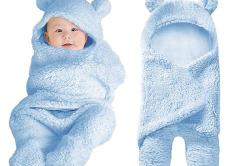Cobija polar para bebe