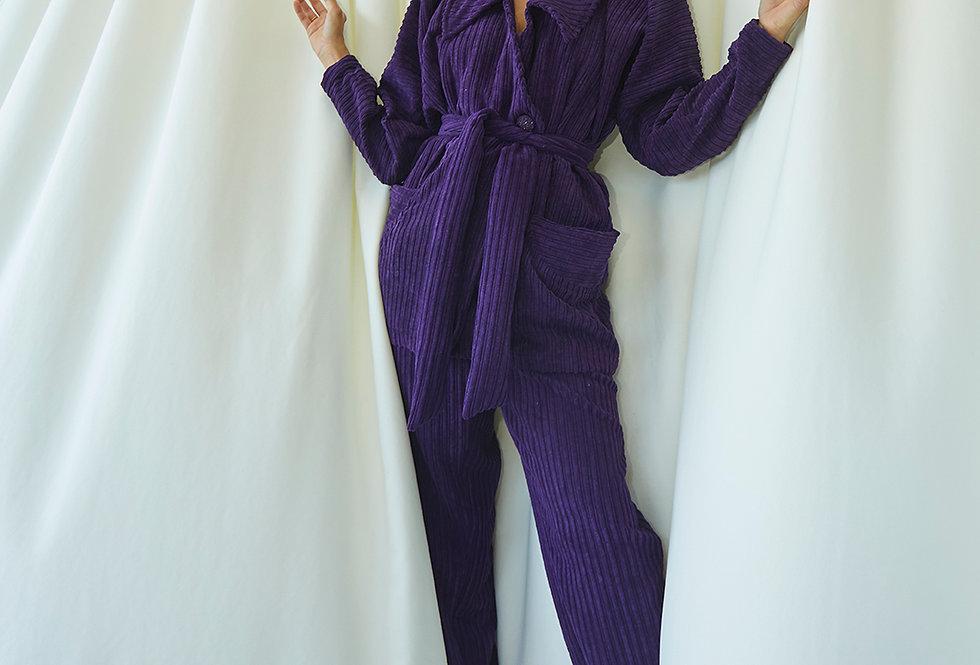 VEGAS Jacket   Purple