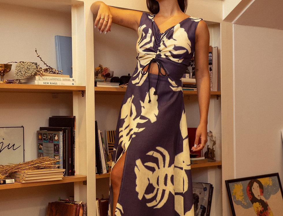 Dali Dress - Lobster Pattern