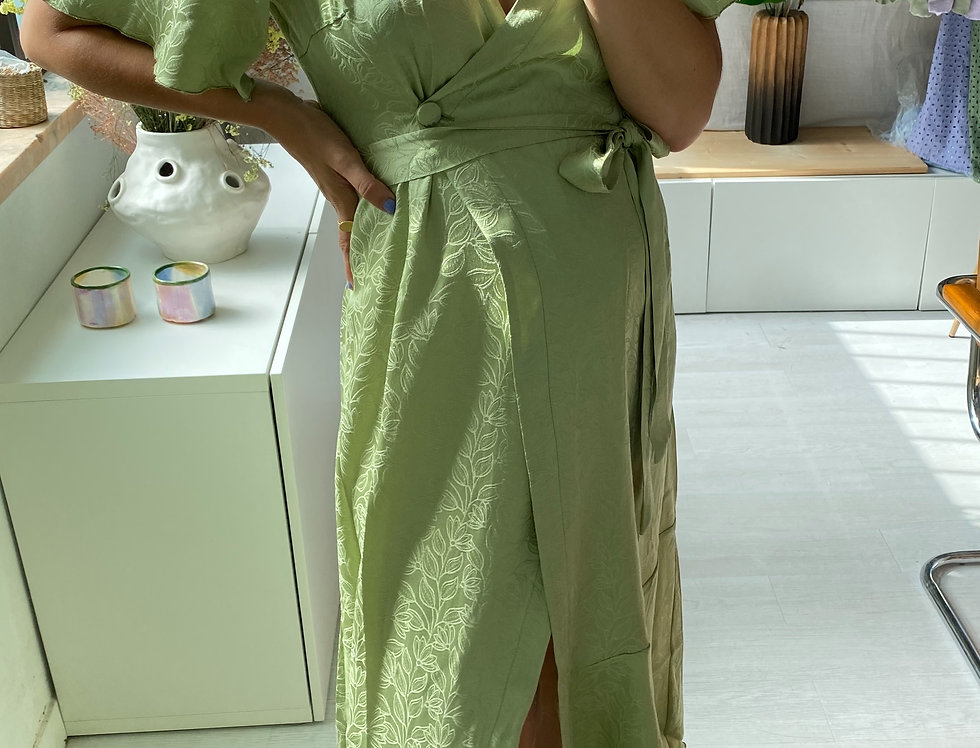 Casilda Dress Made from our Marissa Dress Leftovers
