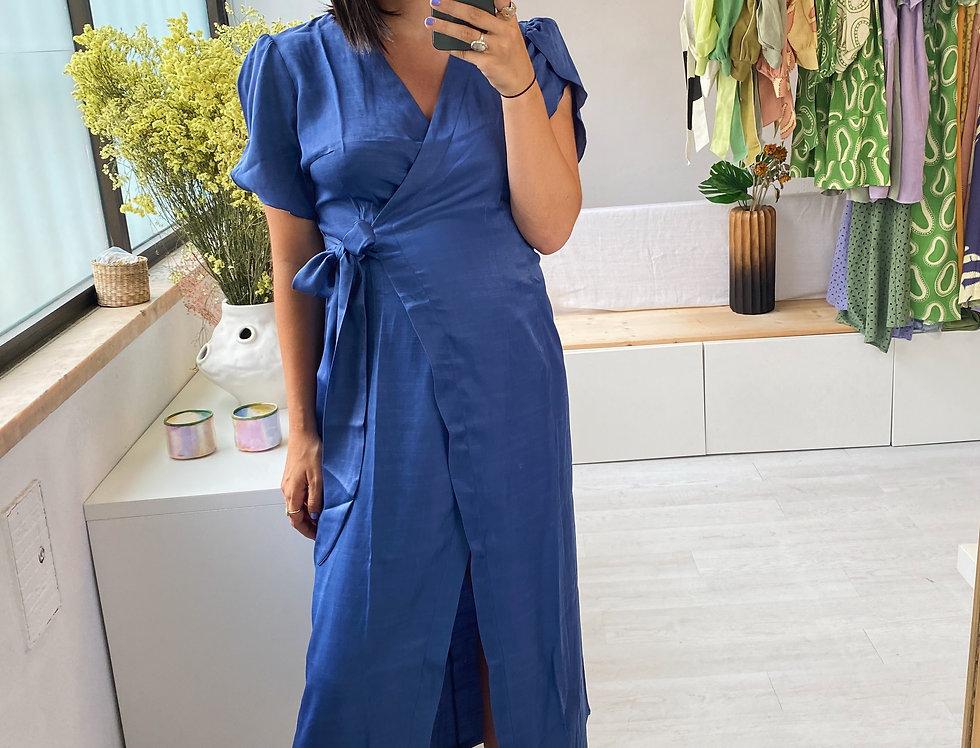 Camila Dress Made from our CRETA Leftovers