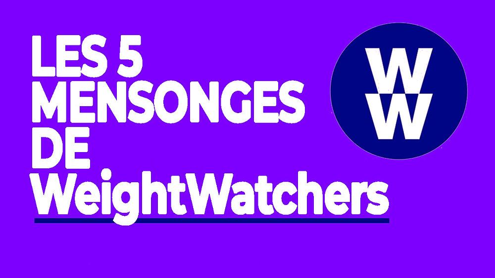WeightWatchers, Maigrir, perte de poids