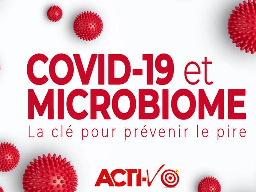 Microbiome et COVID-19 : La Solution Pour Prévenir et Guérir !