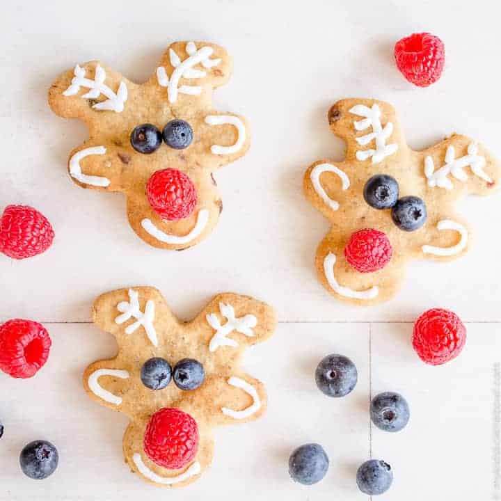 Biscuits Noel Santé