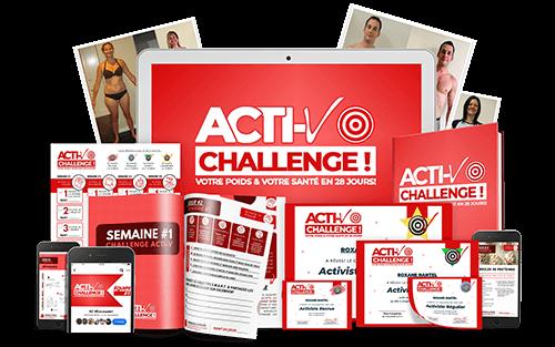 Challenge perte de poids 28 jours