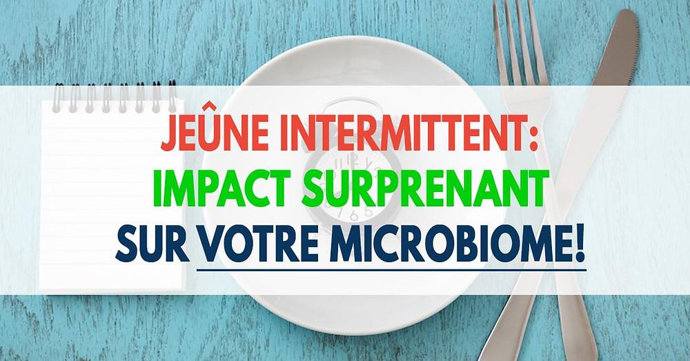 Jeûne Microbiome Perte de poids