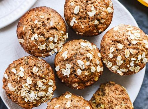 Les Meilleurs Muffins Aux Bananes Santés