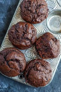Muffin Chocolat Santé