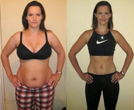 Perte de poids Avant-Après