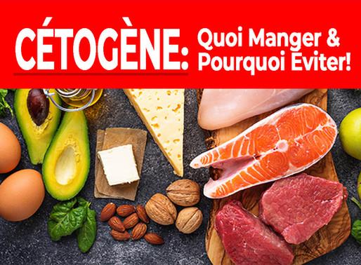 Régime Cétogène : Quoi Manger et Pourquoi L'éviter?