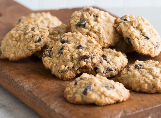 Biscuits Moelleux Avoines & Chocolat Noir [Recette Santé]!