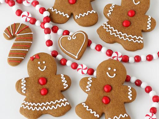 Les MEILLEURS Biscuits Pain D'épice SANTÉ!