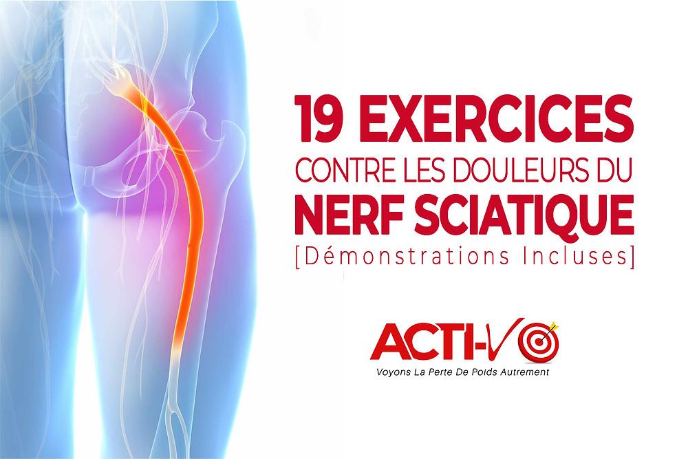 exercices douleurs nerf sciatique