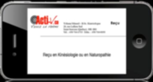 Kinésiologue | Acti-V