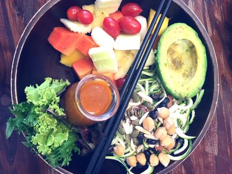 Thailand challenge – gluten free + vegan in Bangkok