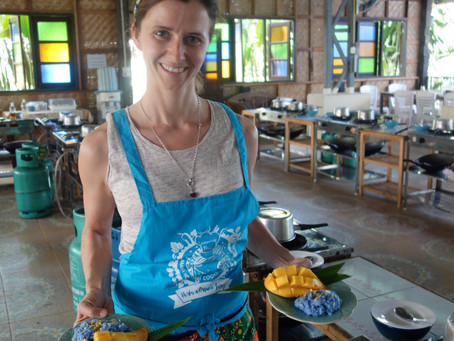 Cook like a Thai in Chiang Mai - gluten-free and vegan