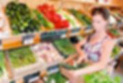 Healthy Food Shopping Lettuce Bloom Holi