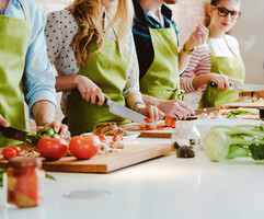 Lettuce Bloom cours de cuisine bien-être