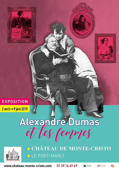 DUMAS & LES FEMMES AFFICHE A3.jpg