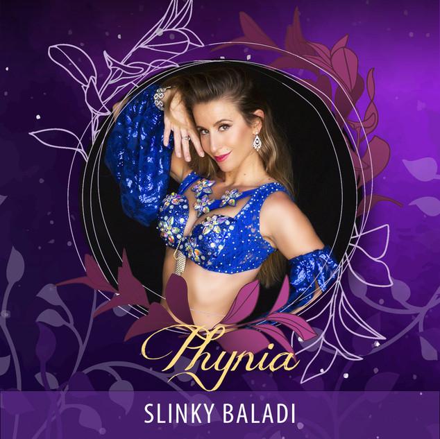 Phynia - Slinky Baladi - AUD45